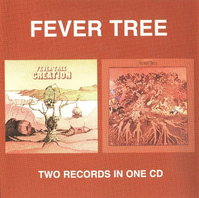 Fever Tree ~ 1970 ~ For Sale + 1969 ~ Creation