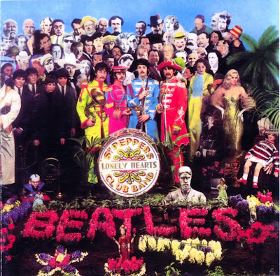 the Beatles ~ 1967 ~ Sgt. Pepper's Lonely Hearts Club Band