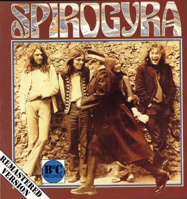 Spirogyra ~ 1971 ~ St Radiguns