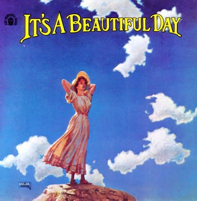 It's a Beautiful Day ~ 1969 ~ It's a Beautiful Day