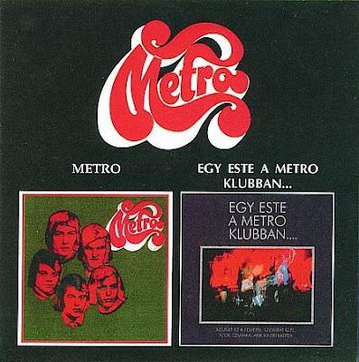 Metro ~ 1969 ~ Metro + 1970 ~ Egy este a Metro klubban