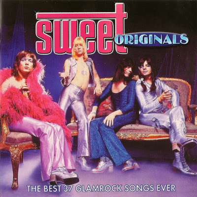 Sweet ~ 1998 ~ Originals - The Best 37 Glamrock Songs Ever