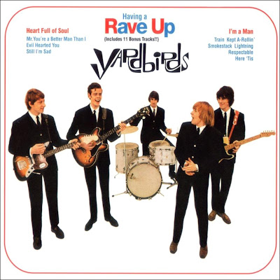 the Yardbirds ~ 1965 ~ Having a Rave