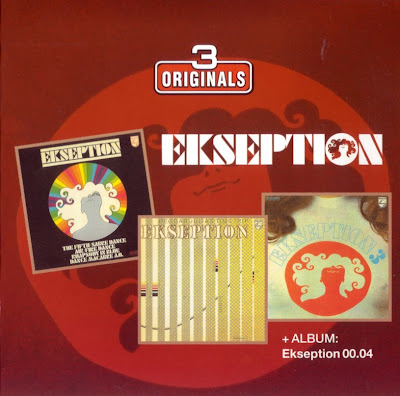 Ekseption ~ 1969 ~ Ekseption + 1970 ~ Beggar Julias Time Trip + 1970 ~ 3 + 1971 ~ 0:04