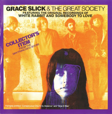 Grace Slick & the Great Society ~ 1971 ~ Collector's Item