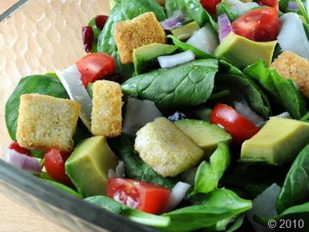 salad-spinach-avocado