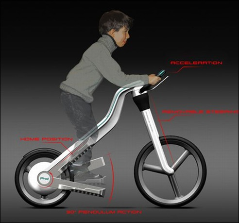 Taurus Bicycle Concept 02