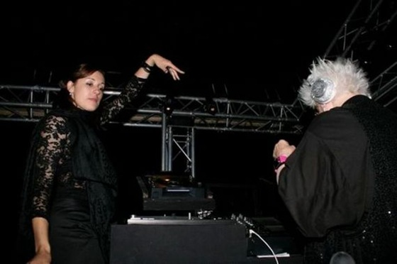 Ruth Flowers - The Oldest Dj in the World 05