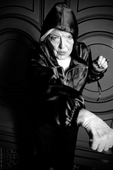 Ruth Flowers - The Oldest Dj in the World 15