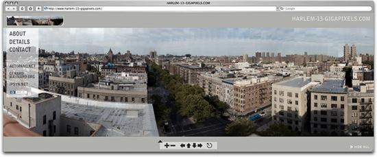 Harlem 13 Gigapixels