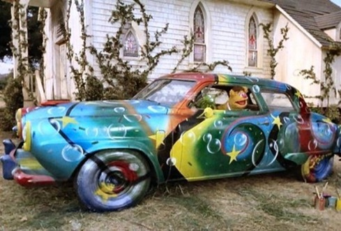 Muppet Art Car