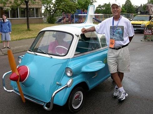 Aero  Car by Dave Majors