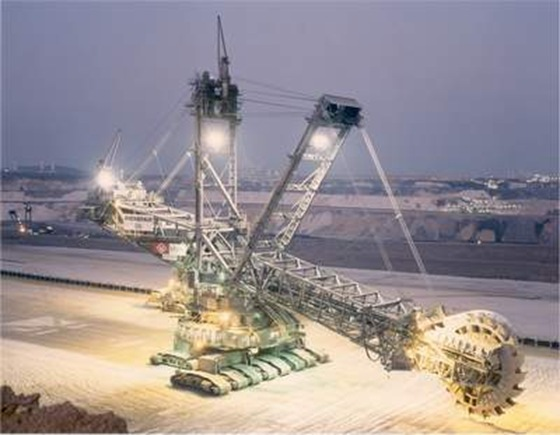 World Biggest Digging Machine by Krupp 10