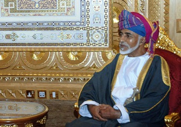 Sultan Qaboos