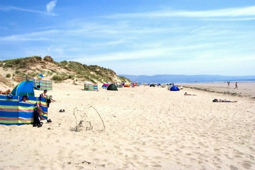 Considered the best n-u-d-e beach in the UK by many, Morfa Dyffryn is ...
