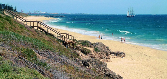 Swanbourne Beach Perth WA