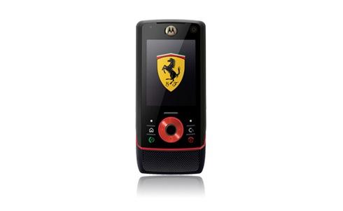 Motorola Z8 Ferrari 1