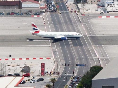 Gibraltar Bandara