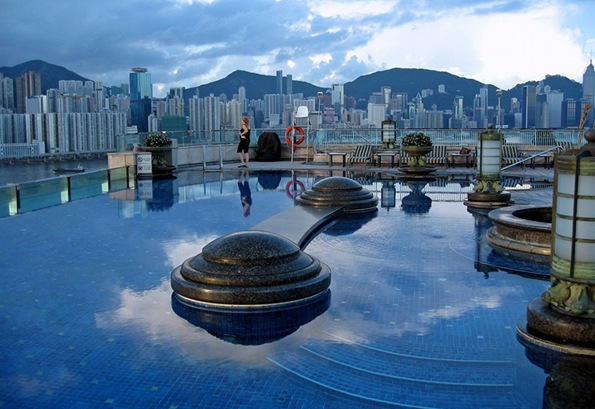 Harbour Plaza Hotel in Hong Kong