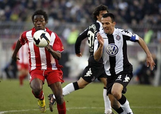Partizan vs. Red Star Belgrade 1