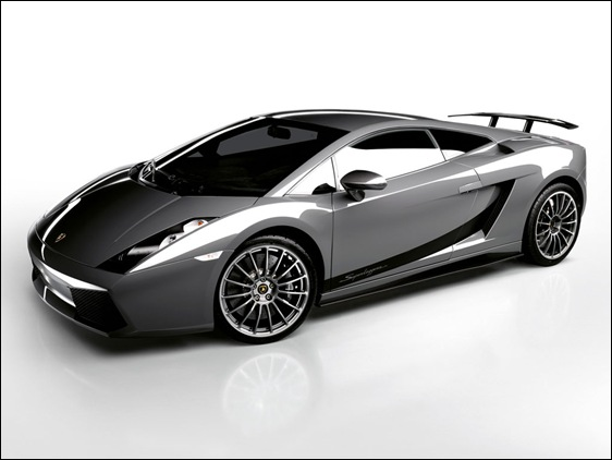Lamborghini Gallardo 2010
