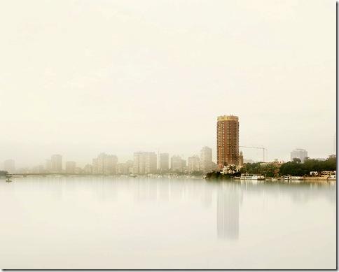 David Burdemy - River Nile -Cairo Egypt 2009