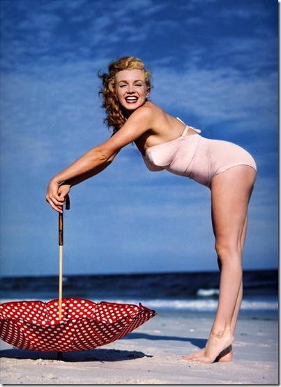 Andre de Dienes - Monroe, Marilyn-89