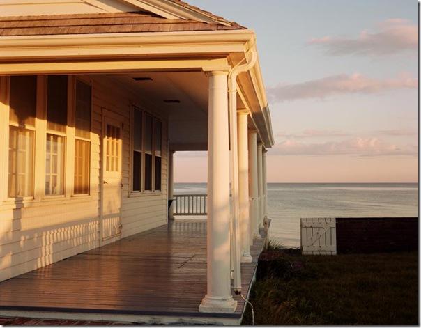 joel meyerowitz - Porch  Provincetown  1977