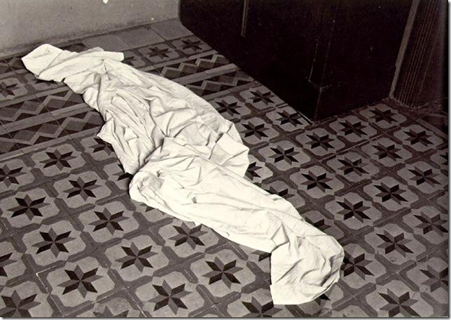 Manuel Alvarez Bravo -HOJA 1940