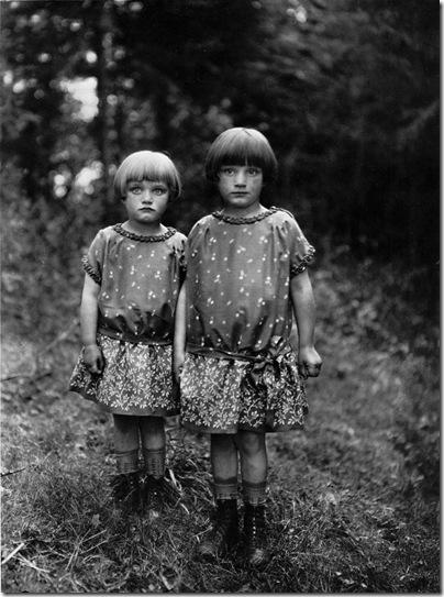 august sander - sisters 1930