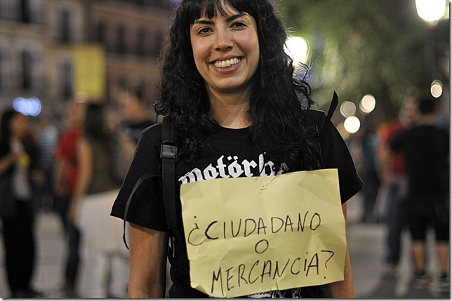 Ciudadano o Mercancía #acampadatoledo - rromer 22