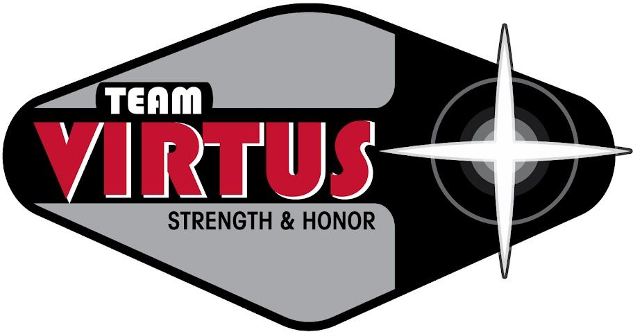 The New Logo for Team Virtus Adventure Racing
