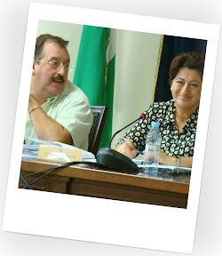 Emilio Lopez y Antonia Muñoz