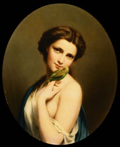 http://lh5.ggpht.com/_N2WwDROW7M4/SjQ_Io7KvnI/AAAAAAAACnY/T1GgaAXHyNY/Fritz-Zuber-Buhler-A-Young-Beauty-with-a-Parakeet.jpg
