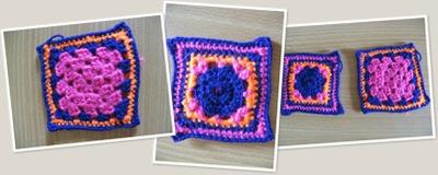 crochet bag weergegeven