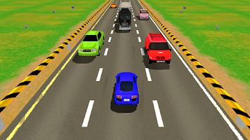 Screenshot of Fast Race 3D