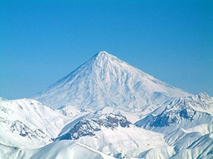 Damavand_in_winter