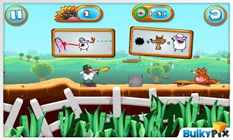 Screenshot of Saving Private Sheep 2