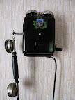 Šāds telefons esot bijis saimniekam lauku mājā