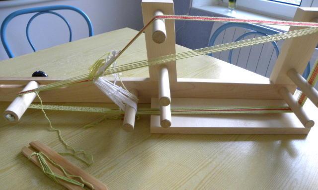 le forum du filage backstrap weaving sur inkle loom. Black Bedroom Furniture Sets. Home Design Ideas