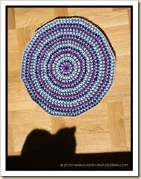 Granny Mandala - cat