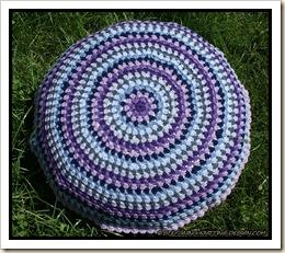 Granny Mandala cushion