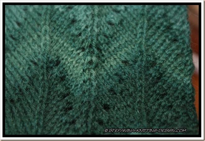 Palmier Socks close-up