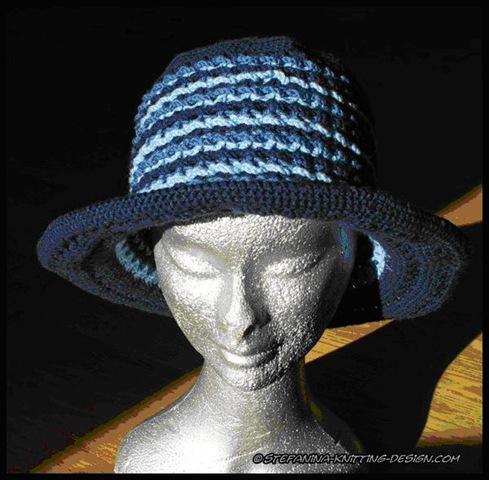 Baikka hat - front