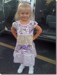 elyn first day of school