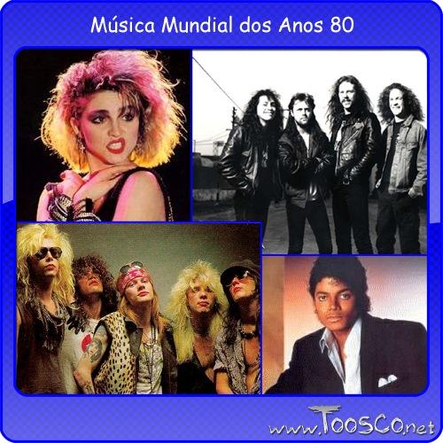videos musica anos 80: