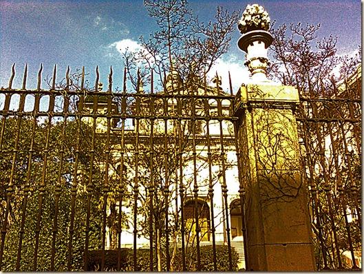 El palacio dorado