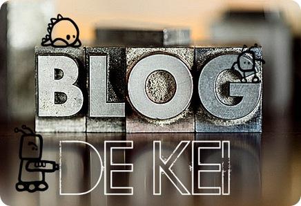 Blog de Kei Logo