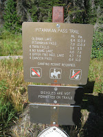 Trail Sign Photo