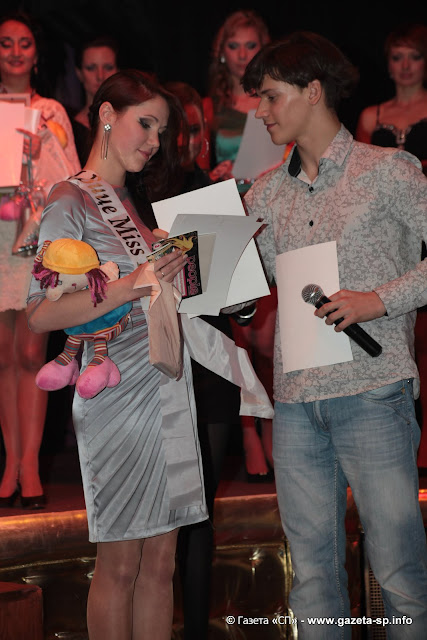 Мисс Ренер 2010, Антон Васильчук и Оксана